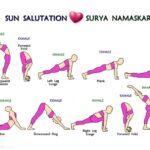Most Common Sun Salutation Yoga Flow Pictures