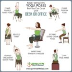 Most Common Yoga Exercises For Seniors Images