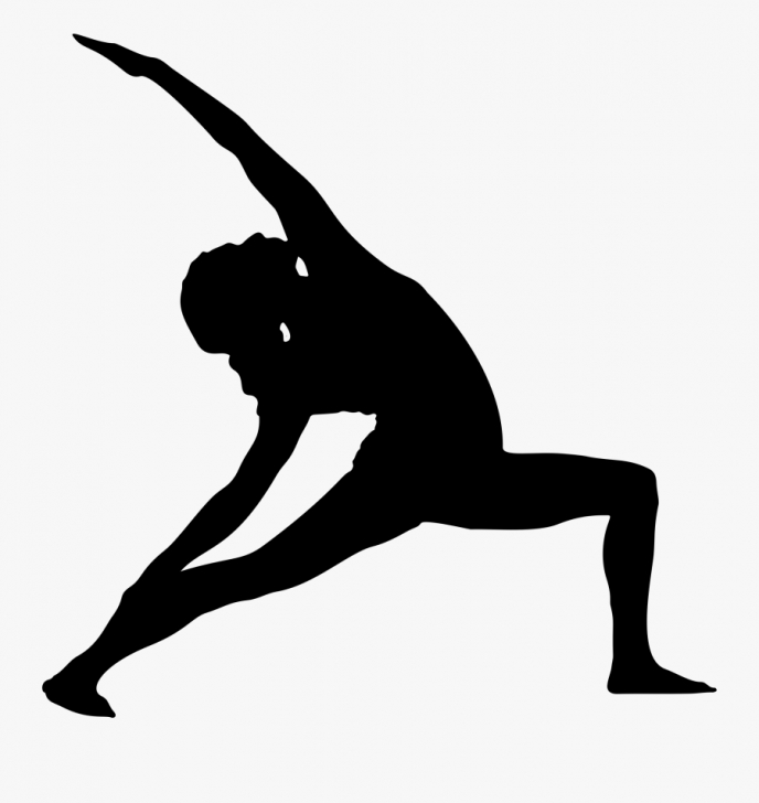 most common yoga poses clipart pictures