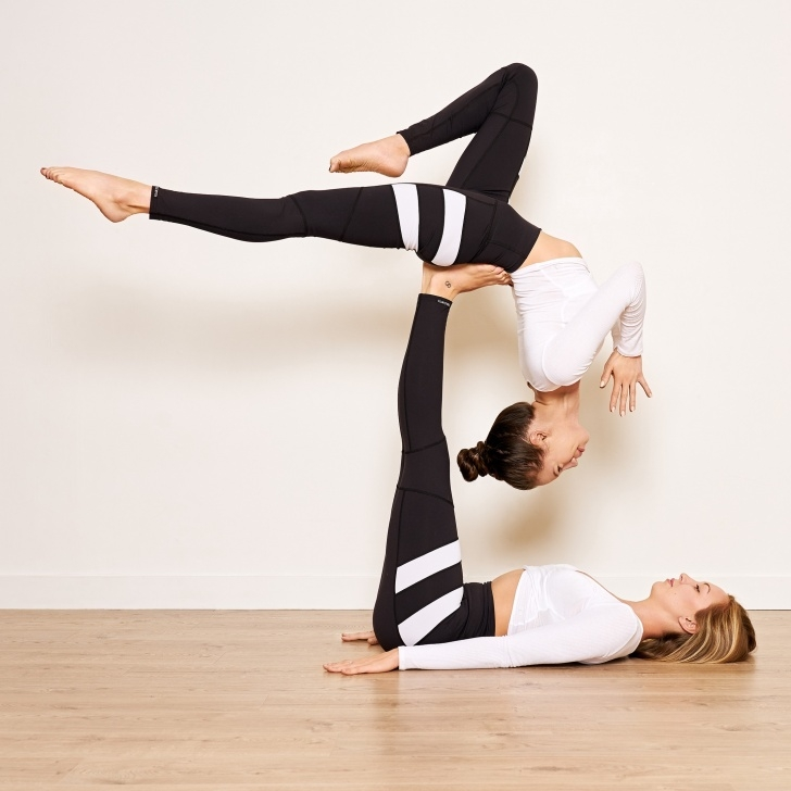 most important 2 person yoga poses medium picture
