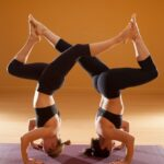 Most Important Cool Partner Yoga Poses Photo