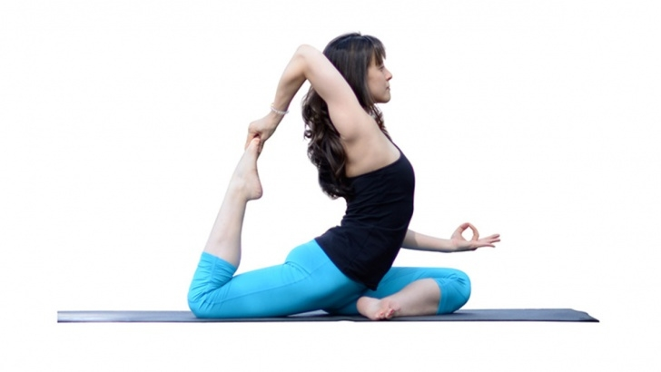 most important pigeon position in yoga pictures