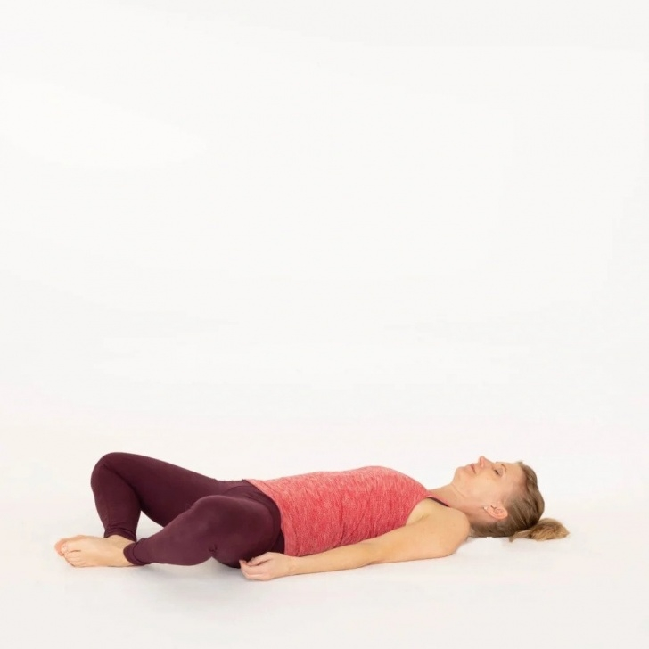 most important yoga butterfly pose lying down image