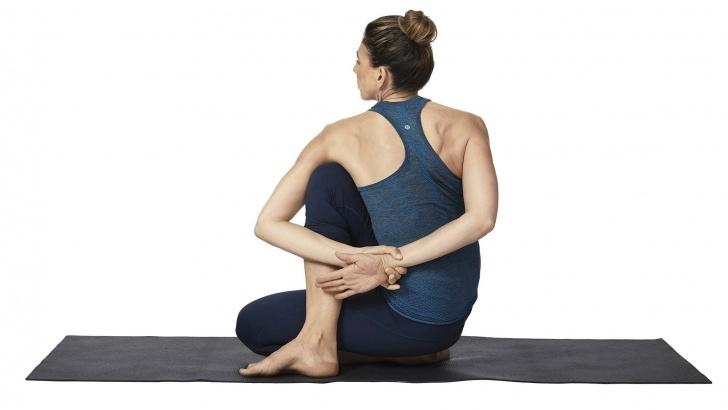 most important yoga poses ardha matsyasana steps picture