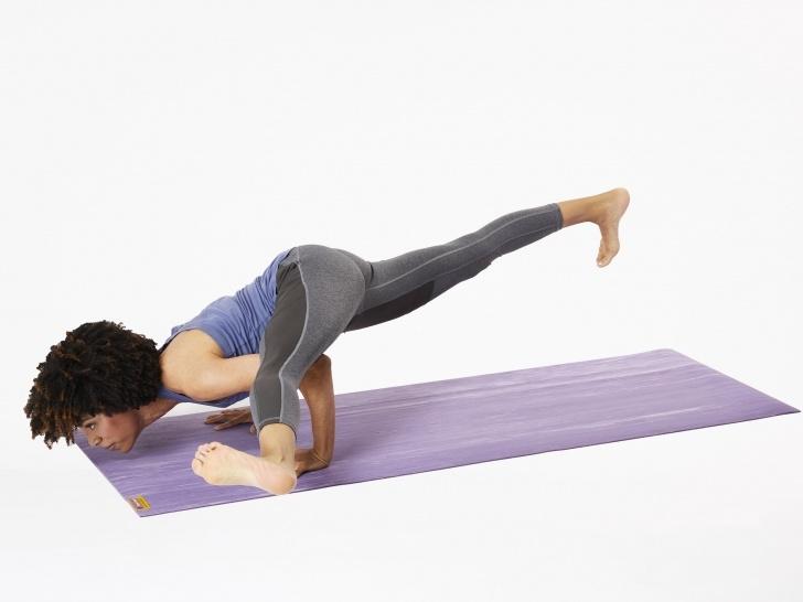 most important yoga poses eka pada bakasana 2 picture