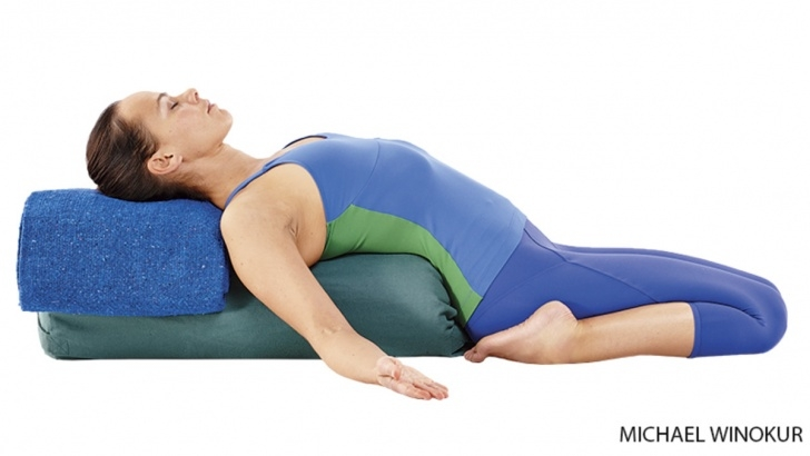 most important yoga poses for depression photos