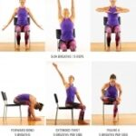 Most Important Yoga Poses In A Chair For Seniors Images