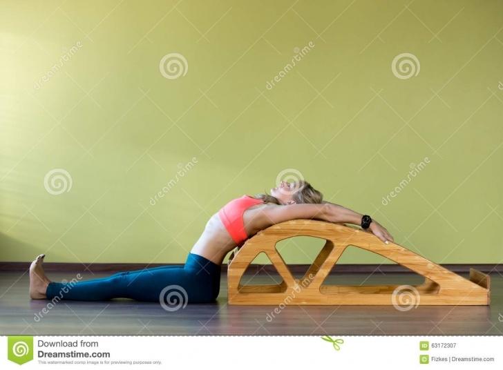 most important yoga poses viparita dandasana bench photo