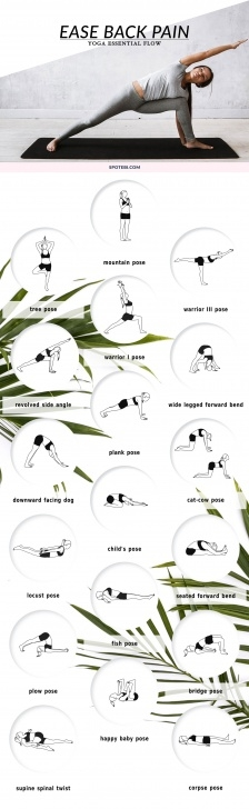 most important yoga sequence for back pain photo