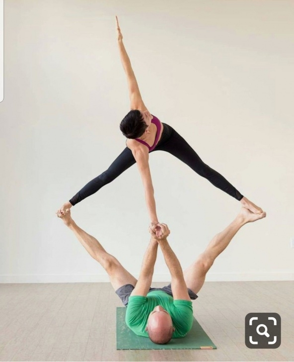 must know advanced 2 person yoga poses picture