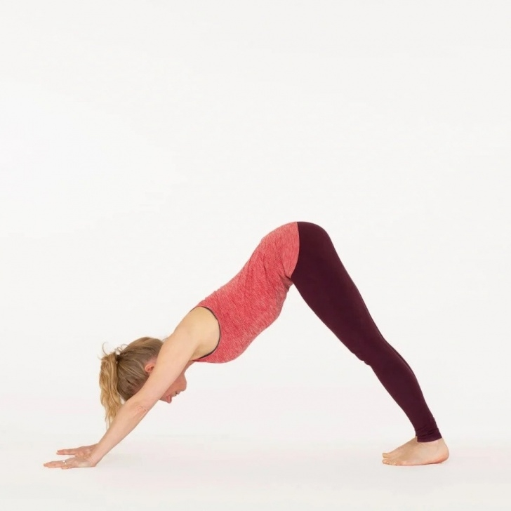 must know downward facing dog position images