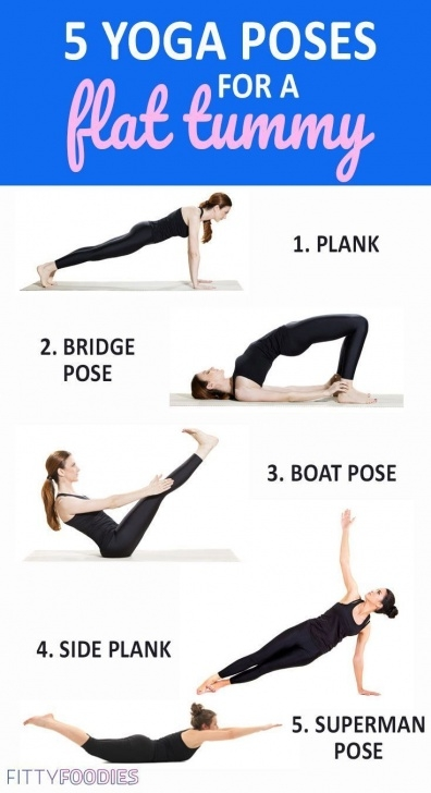 must know yoga exercises for abs pictures