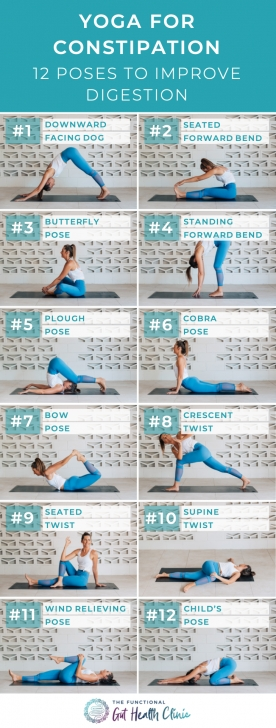 must know yoga for constipation relief images