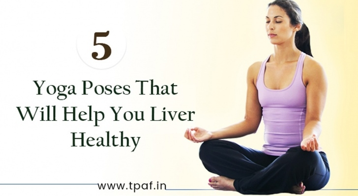 must know yoga poses for liver image