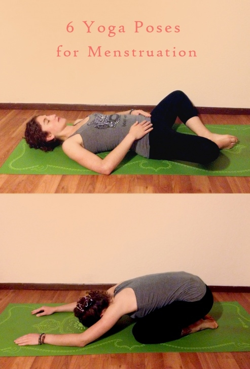 must know yoga poses for menstruation picture