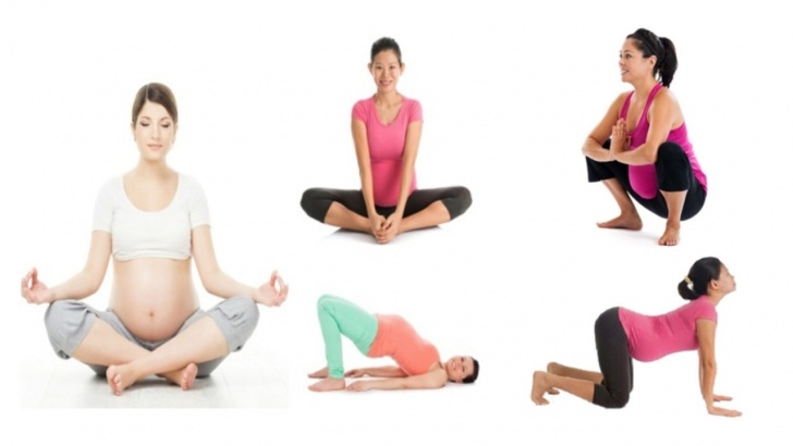 must know yoga poses for normal delivery image