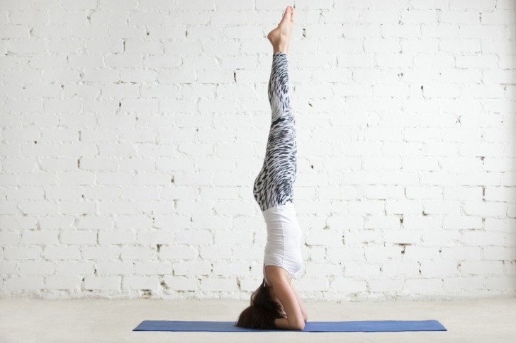 must know yoga poses headstand neck injury treatment photos