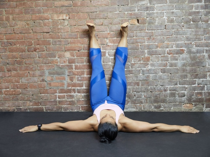 must know yoga poses legs up the wall high blood pressure pictures