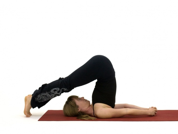 must know yoga poses lying on back image