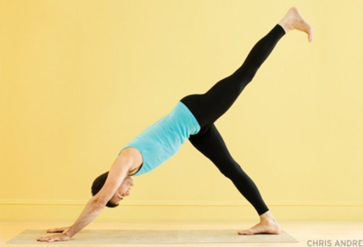must know yoga poses upward facing dog sanskrit photo