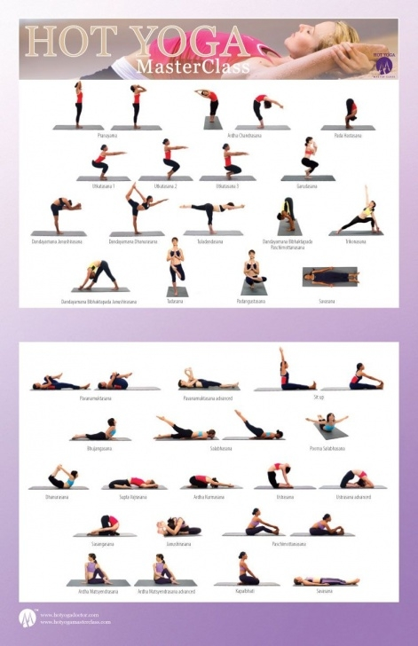 popular bikram yoga poses advanced image