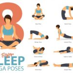 Popular Nighttime Yoga Stretches Pictures