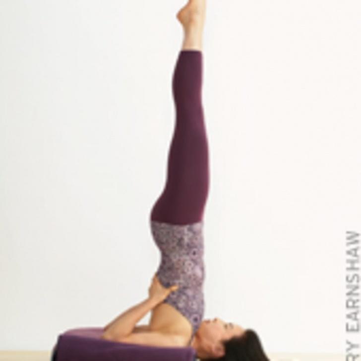 popular shoulder stand yoga images