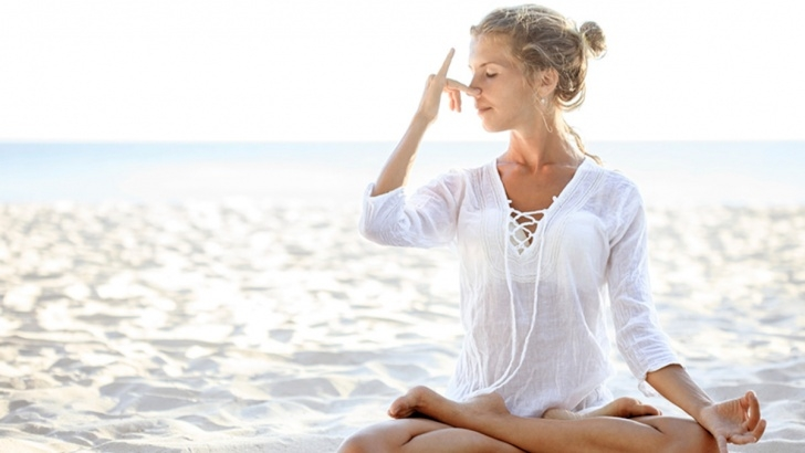 popular yoga asanas and pranayama photos