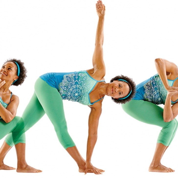 popular yoga exercises benefits photo