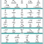 Simple Advanced Yoga Poses Chart Picture