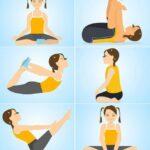 Simple Easy Yoga Steps Photo