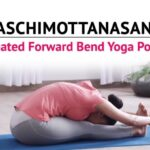 Simple Paschimottanasana Yoga Pose Picture