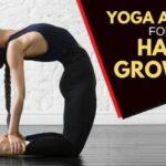 Simple Yoga Asanas For Hair Growth Photos