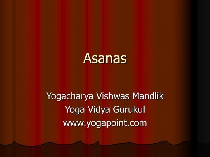 simple yoga asanas ppt photos