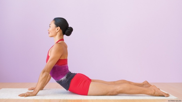 simple yoga asanas procedure and benefits picture