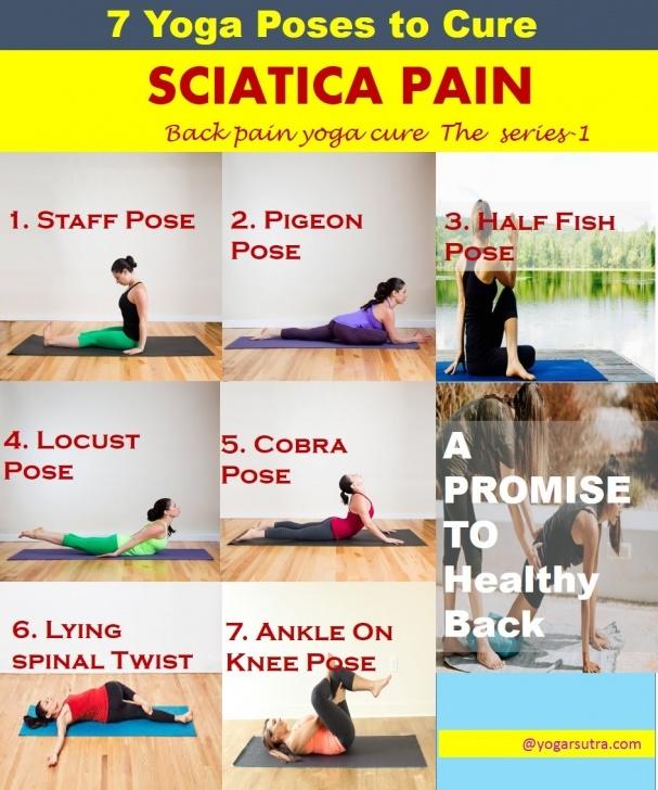 simple yoga exercises for sciatica picture