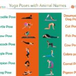 Simple Yoga Poses And Names Photo