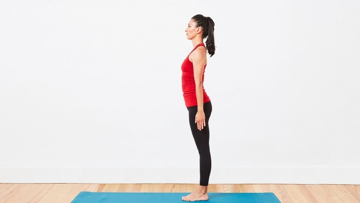 top easy yoga poses image