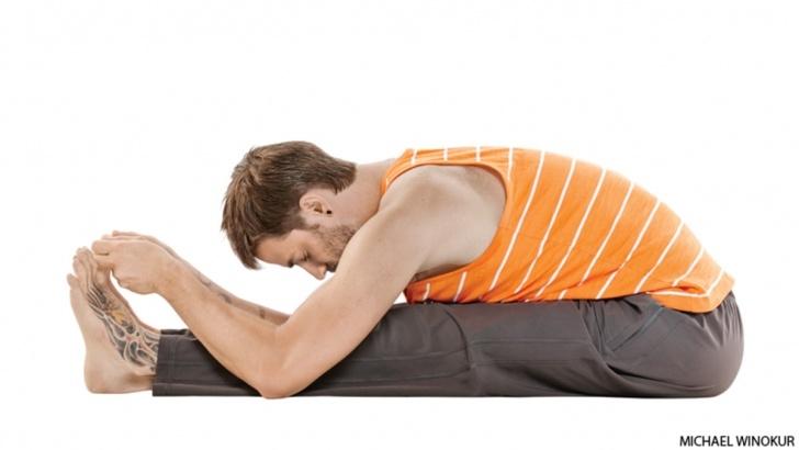 top paschimottanasana yoga pose image