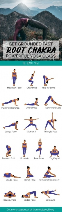 top yoga poses for grounding image