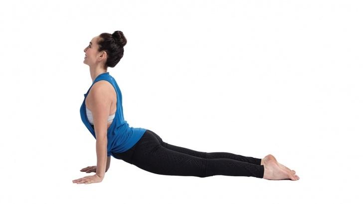 top yoga poses upward dog downward dog picture