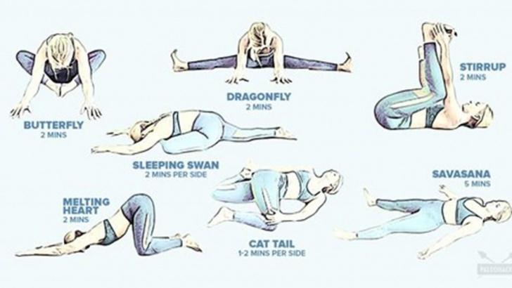 top yoga poses yin image